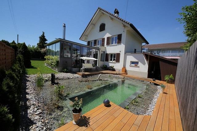 Incroyable Natural Swimming Pool 1