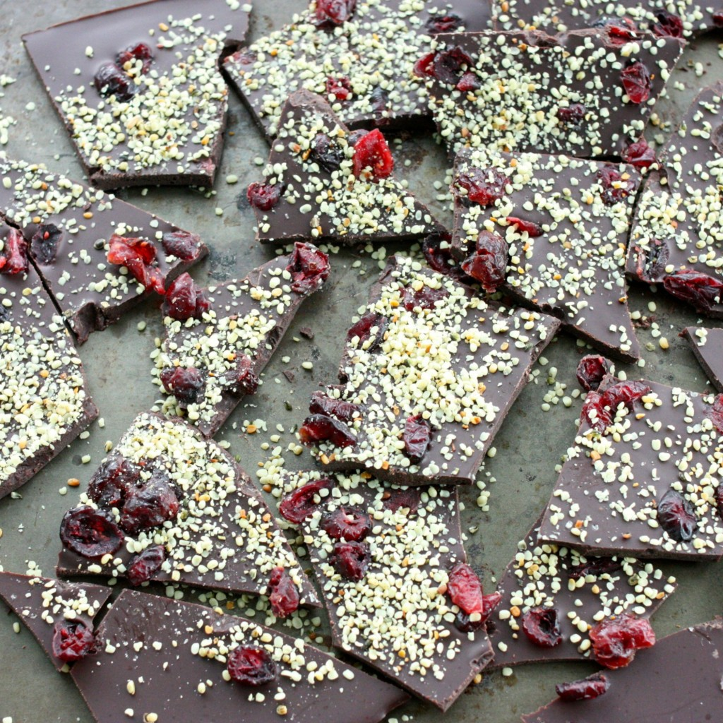 Chocolate Hemp Bark
