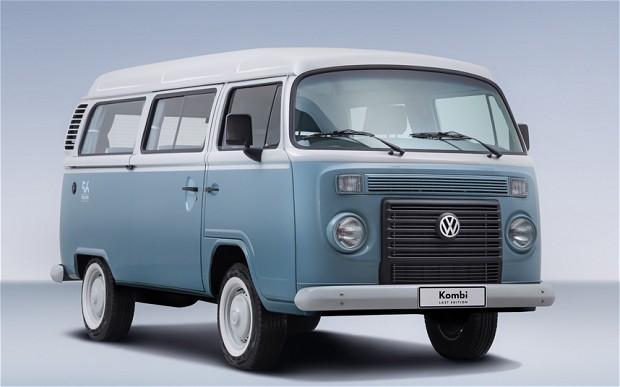 Volkswagen Just Re Released Our Favorite Hippy Van But Now