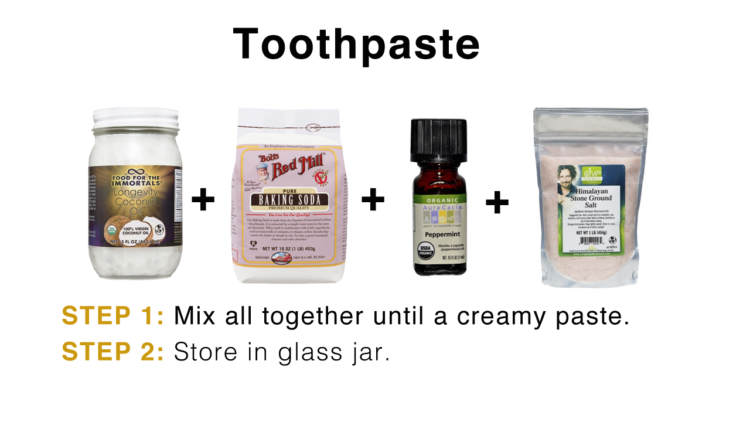 coconut oil toothpaste davidwolfe