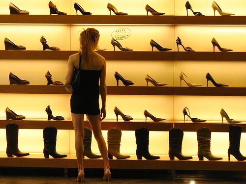 decision shoes