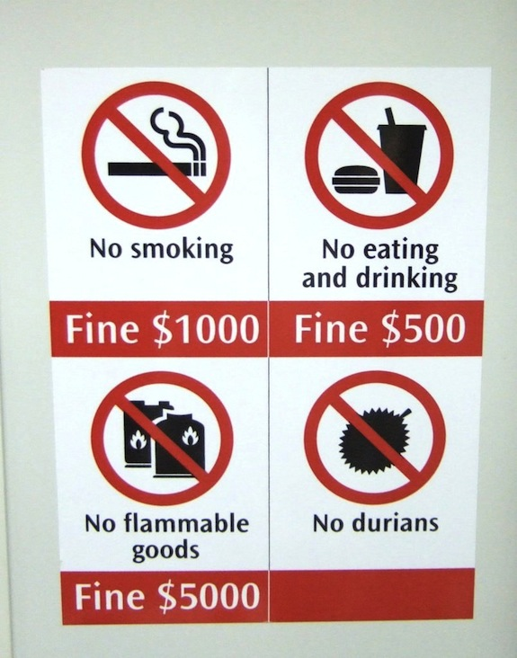 durian-sign