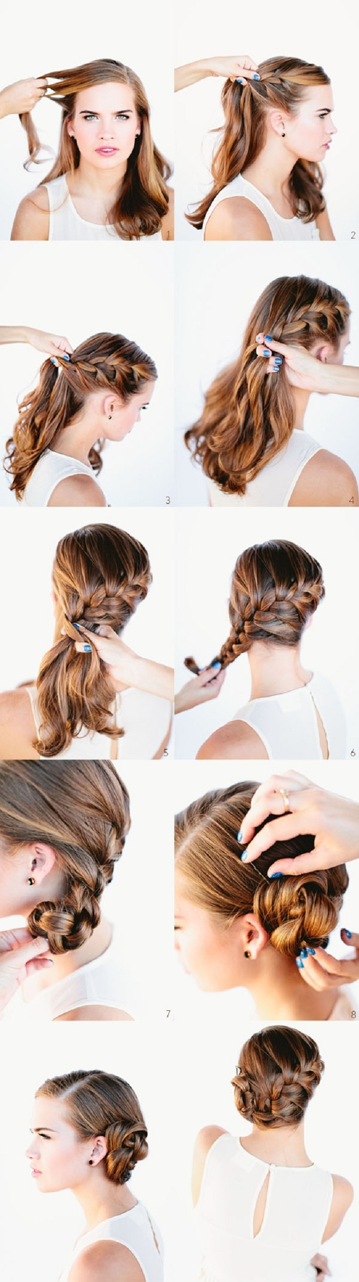 Top 10 Hair Braid Tutorials For Every Need
