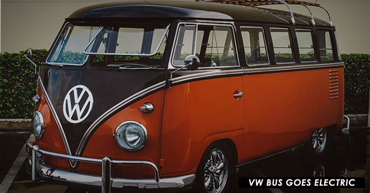 Vw Bus Electric Featured