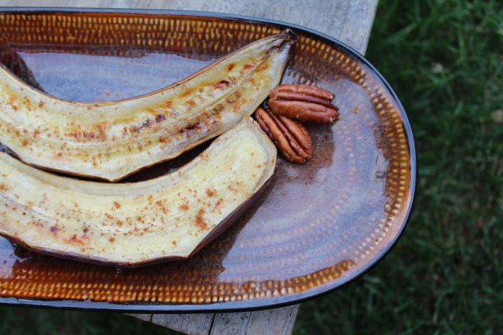 Broiled Banana
