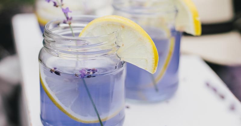 lavender lemonade FI