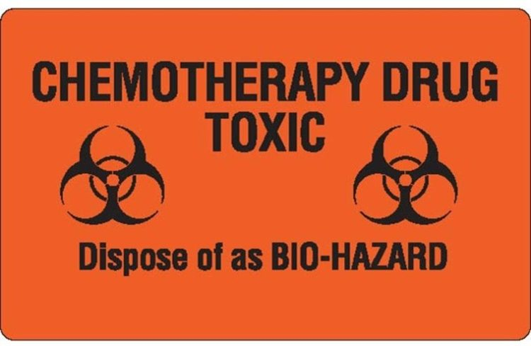 pharmacymedicationlabels-chemotherapywarning