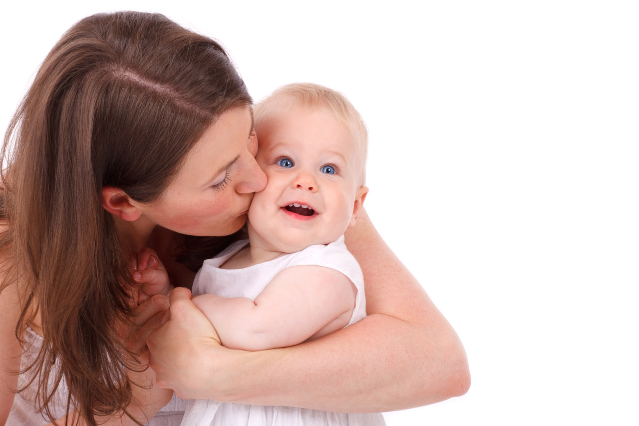Mother_Kissing_Baby