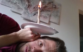 He Sticks A Candle In His Ear And Sets It On Fire? An Ancient Technique That WORKS!