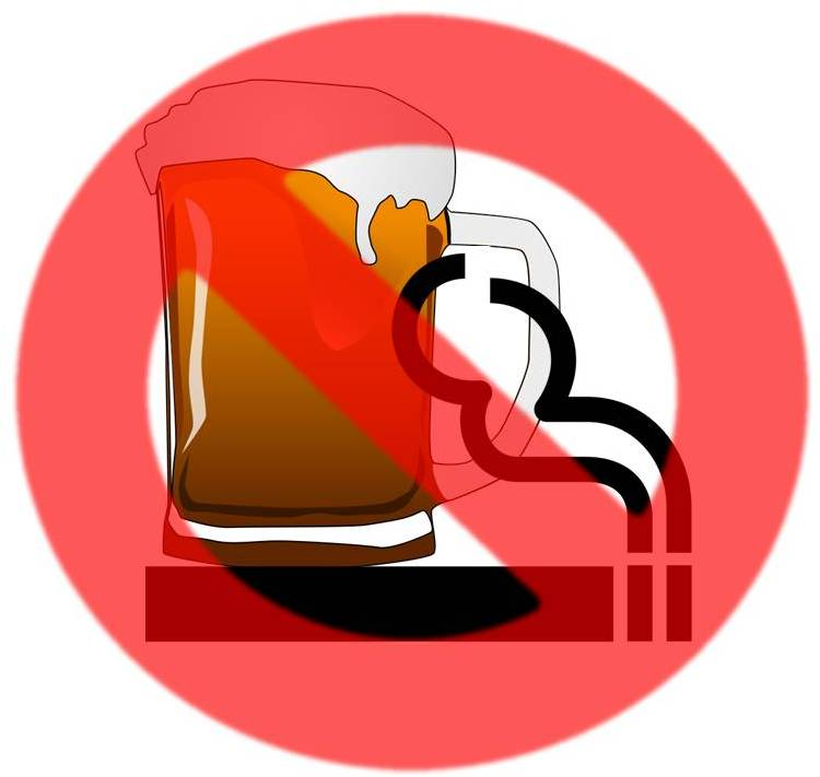nosmokingalcohol