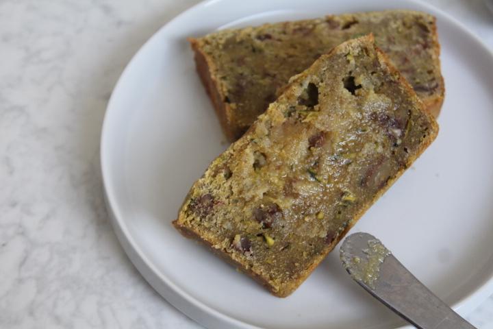 Zucchini-Bread