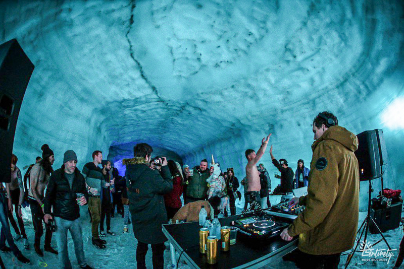 3_party-inside-a-glacier-Iceland