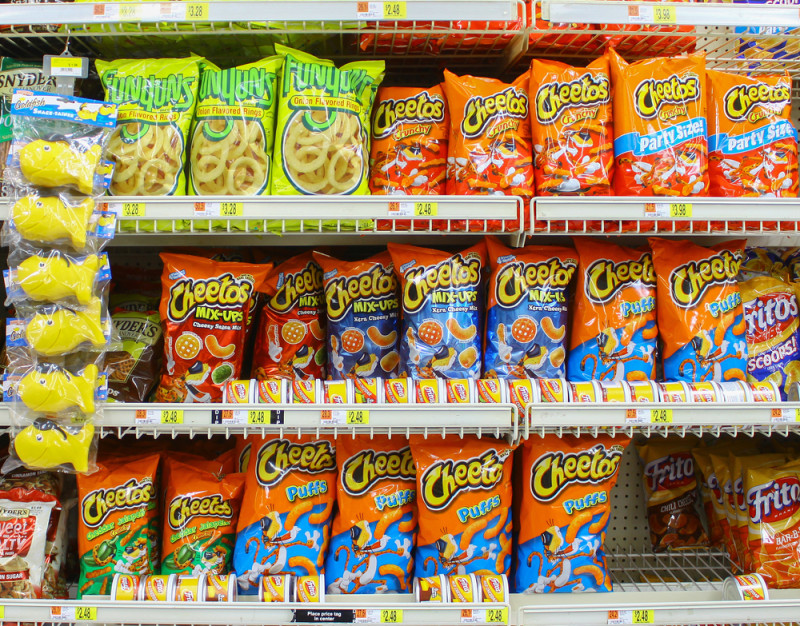 BEWARE: Top 5 Potentially Cancer-Causing Children\'s Snacks Made From ...