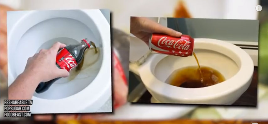 10 Brilliant Ways to Use Coca-Cola Around the House (Great For ...