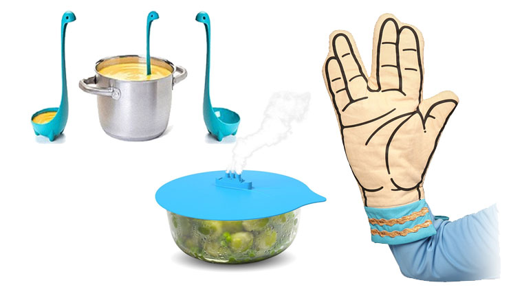 25 Of The Coolest Kitchen Gadgets Youu0027ve Ever Seen! Plus 5 For The Closet  Geek!