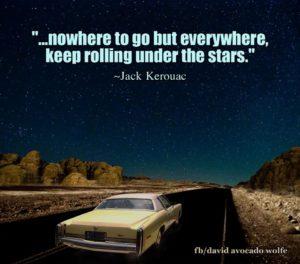 keep roling
