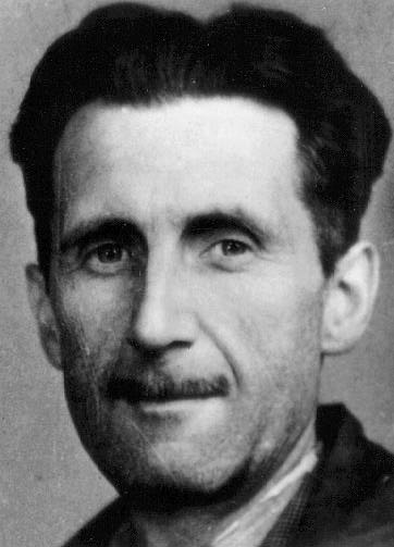 George Orwell, author of 1984 and several other brilliant books your English teacher probably told you to read