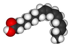 Linolenic-acid-3D-vdW