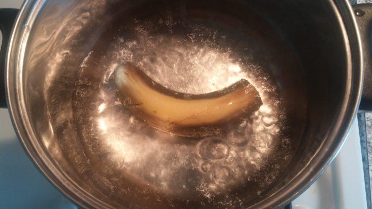 boil banana cinnamon tea sleeping pill