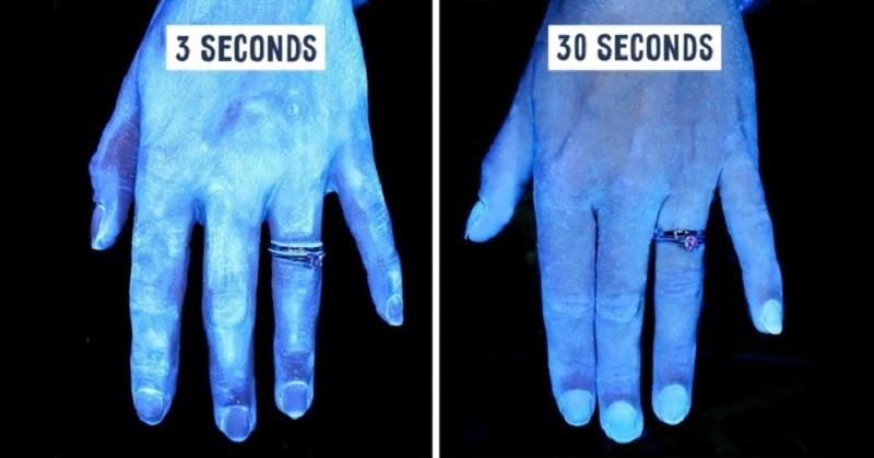 hands wash FI