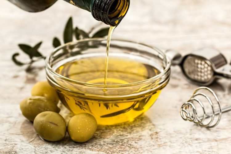 get thin olive oil