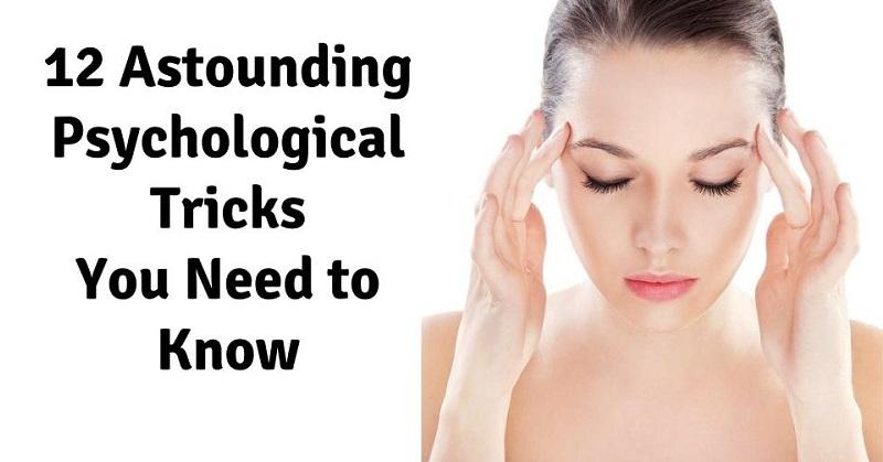 psychological tricks