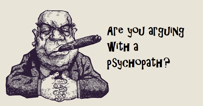 psychopath FI