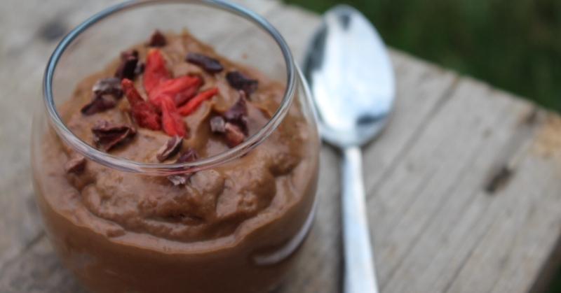 Chocolate-Pudding-Goji FI