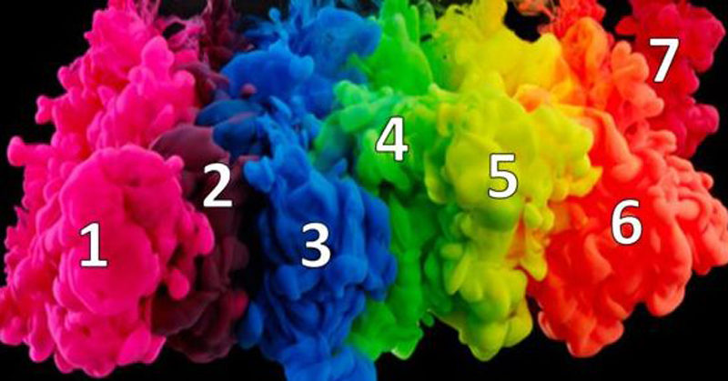 only 4 of people can pass this color test can you davidwolfe com
