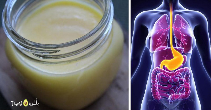 health benefits ghee
