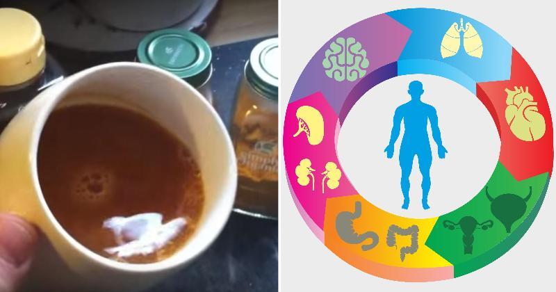 health boosting tea