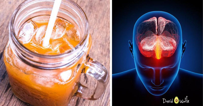 natural migraine drink