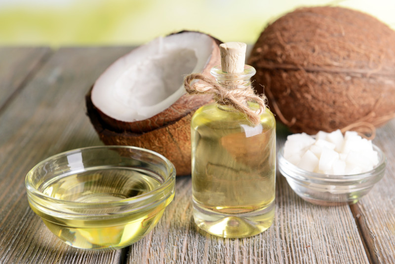 coconut oil daily shutterstock_216984226