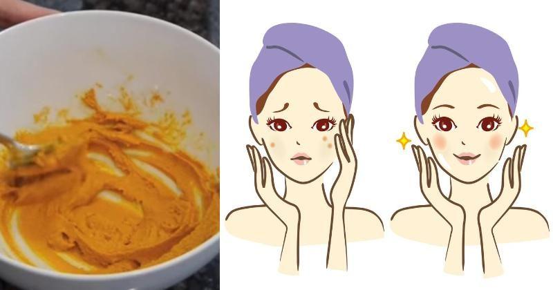 turmeric face mask FI 02