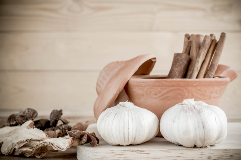 garlic reduce inflammation