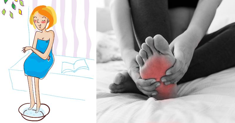 solution foot pain FI