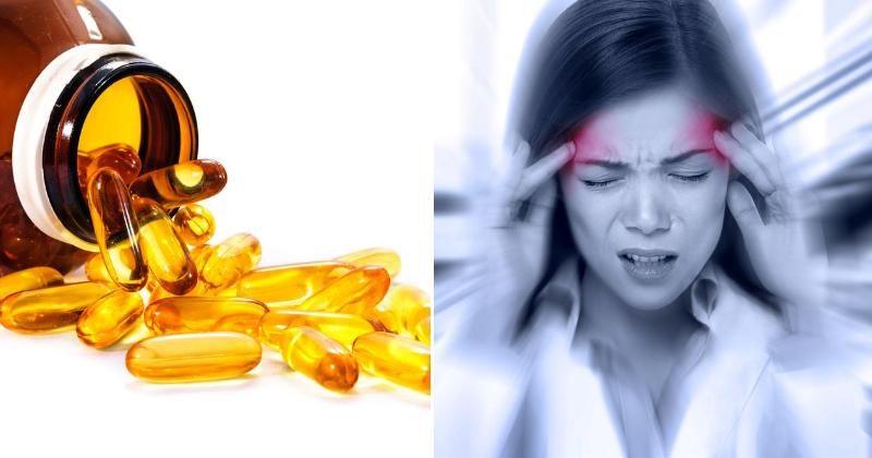 vitamin migraine FI