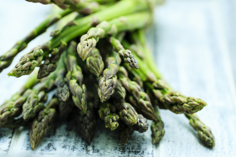 asparagus plant foods