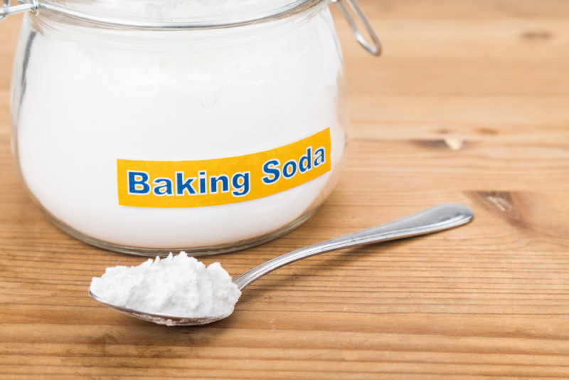baking soda - burning mouth syndrome
