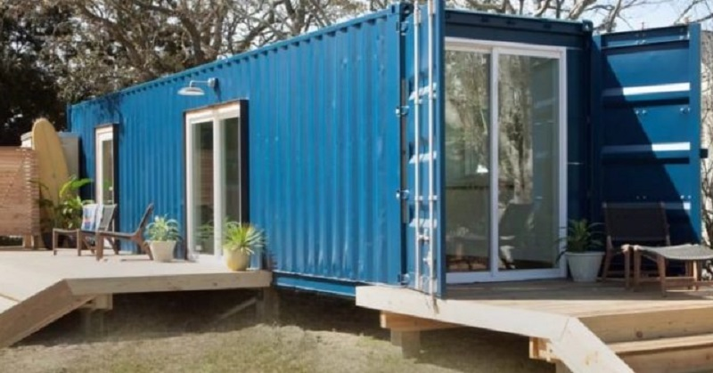 container home FI