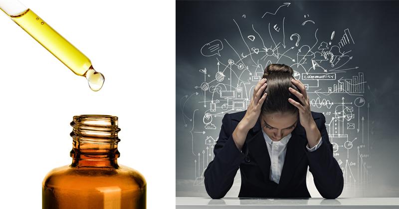 essential oils anxiety FI