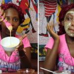 honey baking soda face mask FI