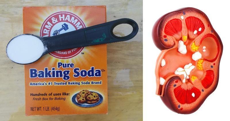kidneys baking soda FI