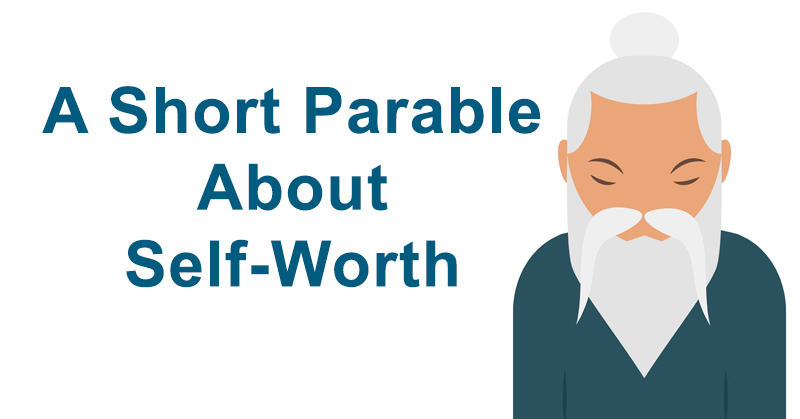parable self worth