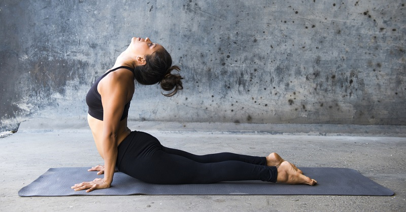 restorative yoga FI