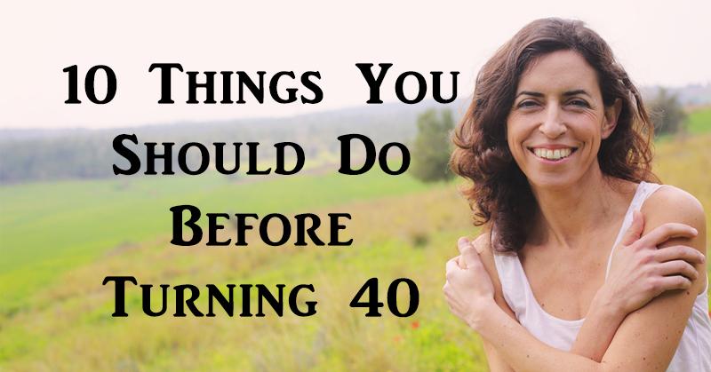 10 things 40 FI