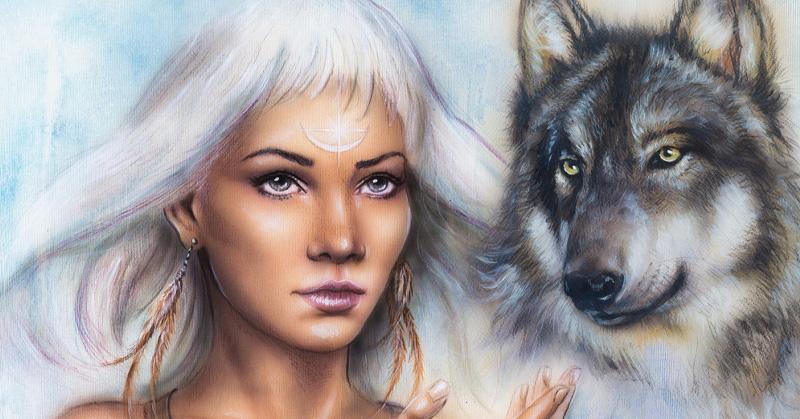 alpha woman FI