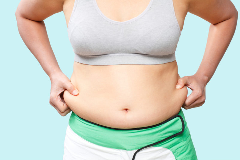 This Belly Fat Massage Remove Your Belly Fat Quickly