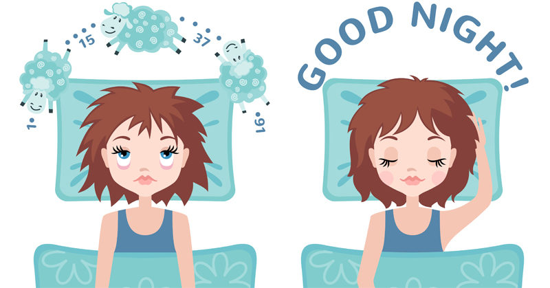12 Insomnia Fighting Remedies That Will Have You Sleeping In No Time