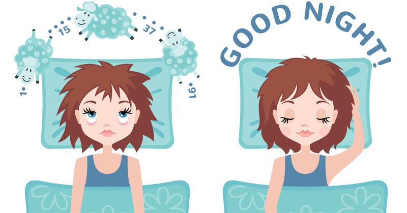 insomnia fighting FI